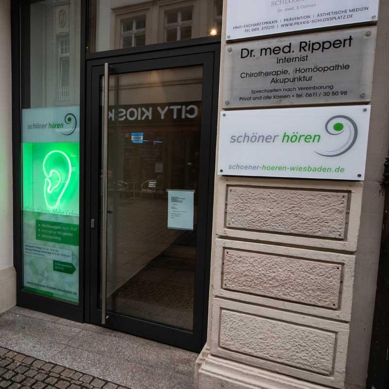 Schöner Hören Wiesbaden-Zentrum