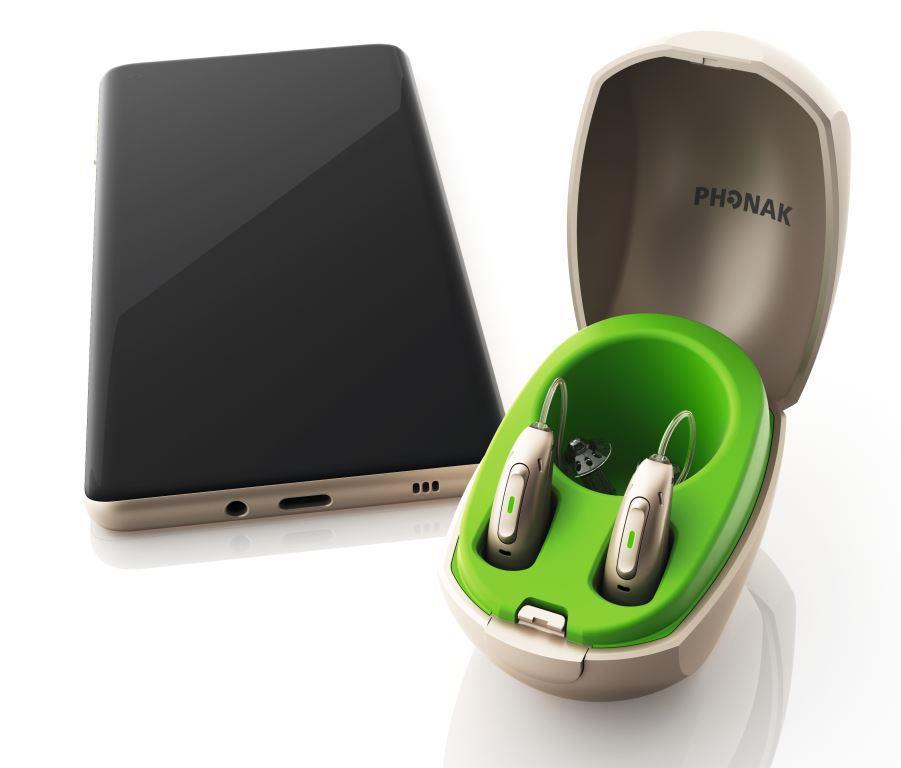 Phonak-Paradise-Geräte